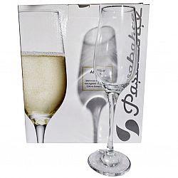 Бокал для шампанского 210мл Amber 6шт 440295