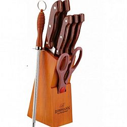 Набор ножей 8пр Bohmann BH 5103 WD