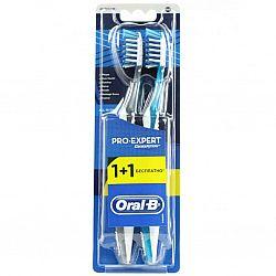 22051 ORAL_B зуб. щiтка ProExpert Все в одному 40 середня 1шт + 1шт безкоштовно