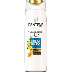 Шампунь Pantene 400мл Питание и блеск