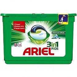 Ariel капсулы для стирки 3в1 Горное озеро 12*27