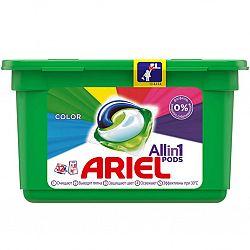Ariel капсулы для стирки 3в1 Колор 12*27
