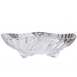 Фруктовница круглая в подар.упаковке 230мм Crystal Barokko