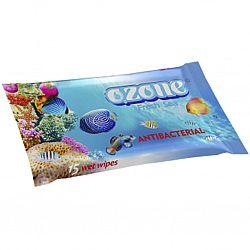 Влажные салфетки  OZONE море 15 шт