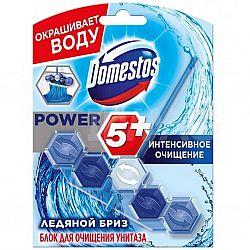 Доместос БЛОК для очистки унитазов Power5 Цветочный букет