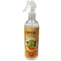 VNUKI Освежитель воздуха жидкий Тропичный цитрус 0,500мл