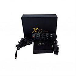 Смарт TV Андроид приставка X 96Max + память 2/16ГБ