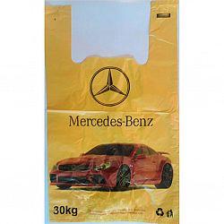 Пакет Мерседес, 30*50, 250шт/упаковка