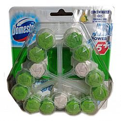 Доместос БЛОК д/очистки унитазов Power5 Зеленый чай