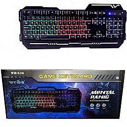 Компьютерная клавиатура игровая WB-539 GAME