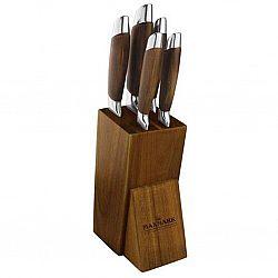 МК-К09 Набор ножей 6 предметов на подставке