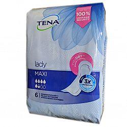 Прокл. урологические Tena Lady Maxi Insta Dry 6шт