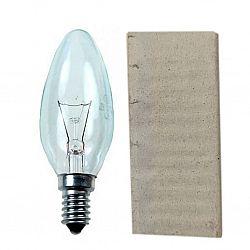 Лампа свеча 60Вт Е14
