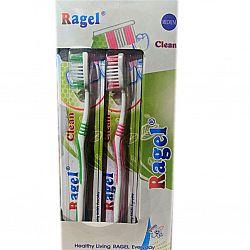 Зубная щетка  Ragel No. 604