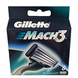 Gillette Касеты Mach3 8шт