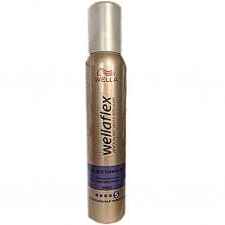 Wellaflex Пена для тонкого волоса 200мл