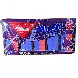 PROdom Губка Magic Sponges 5шт