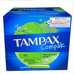 Tampax тампоны Super Duo 16шт