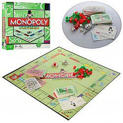 Настольная игра 6123 UA Монополия