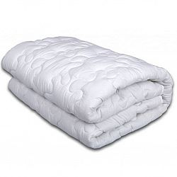 """№61 Одеяло """"Polaris""""175*210 белое ЗИМА"""