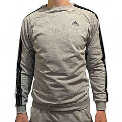11-8 Толстовка adidas Светло.серая (S.M.L.XL.2XL) (5шт в ростовке)