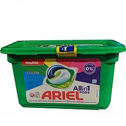 Ariel капсулы для стирки Колор 12*27