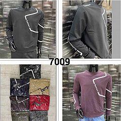 7009 Толстовка муж. Fashion ворот M