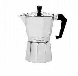 Кофеварка гейзерная алюминий на 3 чашки 200мл
