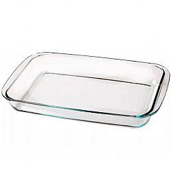 Форма для запекания прямоугольная жаропрочное стекло 3л МК-GL 130