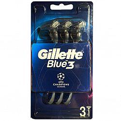 Gillette Blue 3 Станок однораз. 3шт