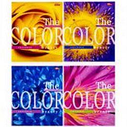 "Тетр учен В5 96 ""Мрии збуваються"" лист.клетка ""The Colors"" 3128 8шт"