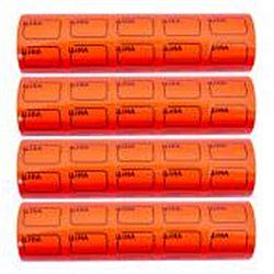 Ценник маленький c рамкой 3*2см Красный 100шт (5шт)