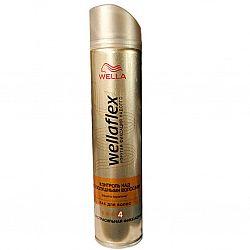 Wellaflex Лак для волос Экстра сильная фиксация 250мл