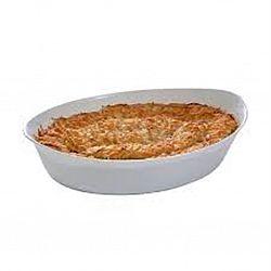 Luminarc Smart Cuisine Carine Форма для выпечки белая керамика /овальная/29*17см