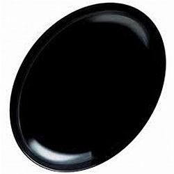 Luminarc Friends Time Black блюдо овальное черное 33см
