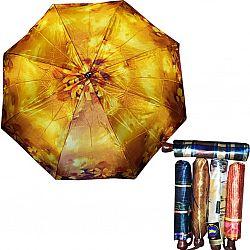 775 Женский зонт Star Rain полуавтомат, 8 спиц