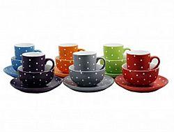 KW 127 Набор 3-пр(чашка+пиала+тарелка) Горох