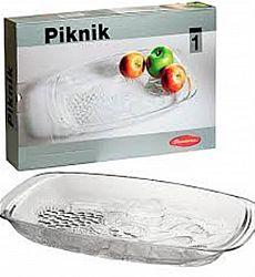 Блюдо прямоугольное 250*390мм Piknik 54148