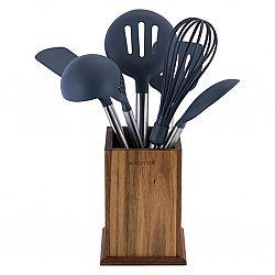 5034 Набор кухонных принадлежностей 7пр нейлон+бамбук