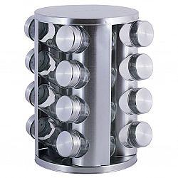 7040 Набор емкостей для специй 16шт*100мл на круглой подставке