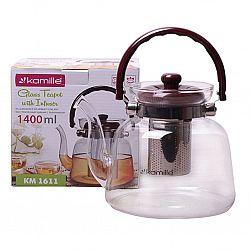1611 Чайник заварочный с фильтром 1400мл