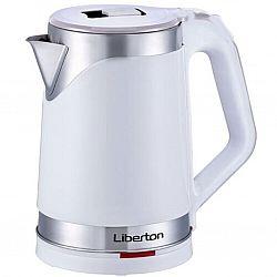 Электрочайник Liberton LEK-2201 White