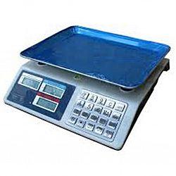 Электронные торговые весы DH-1655 (50 кг) со счетчиком цены