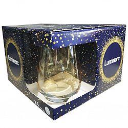 9305 LUMINARC SELEST HONEY GOLD Набір склянок високих 4шт * 350мл