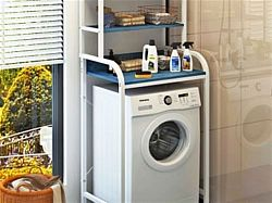 Стеллаж для хранения на стиральную машинку(металл)