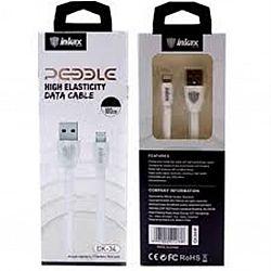 USB-шнур/зарядный кабель под I-Phone в коробке Inkax CK-34