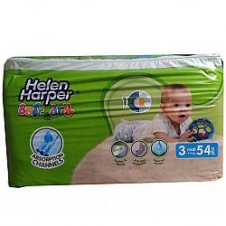 Підгузки Helen Harper Soft&Dry №3 Midi 54шт НОВЫЕ