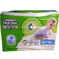 Підгузки Helen Harper Soft&Dry №4 Maxi 46шт НОВЫЕ