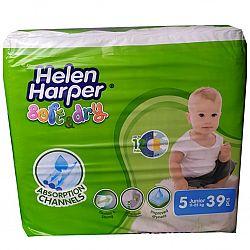 Підгузки Helen Harper Soft&Dry №5 Junior 39шт НОВЫЕ