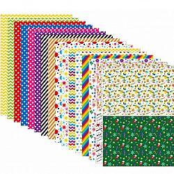"""Картон цветной PREMIUM """"Волшебные узоры"""" А4 8л."""